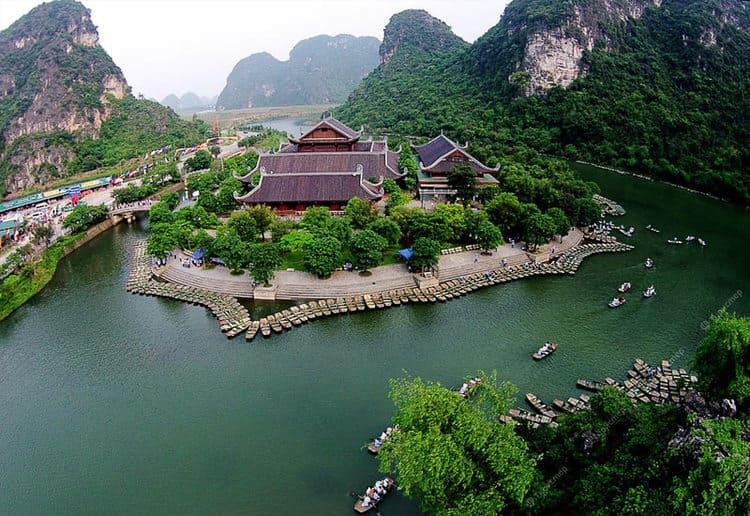 самостоятельное путешествие в Ханой