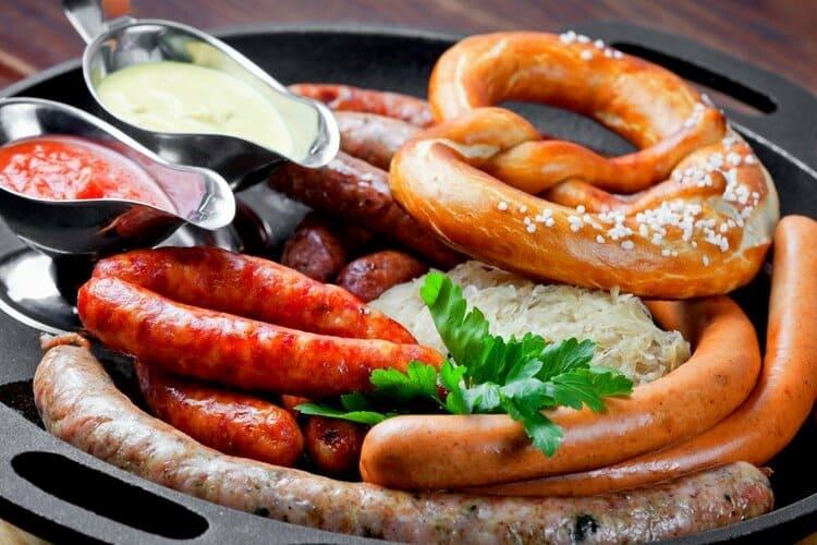 Путешествие по Австрии - национальная кухня