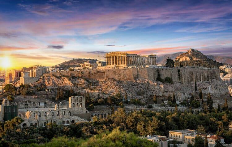 путешествие по историческим местам Греции самостоятельно