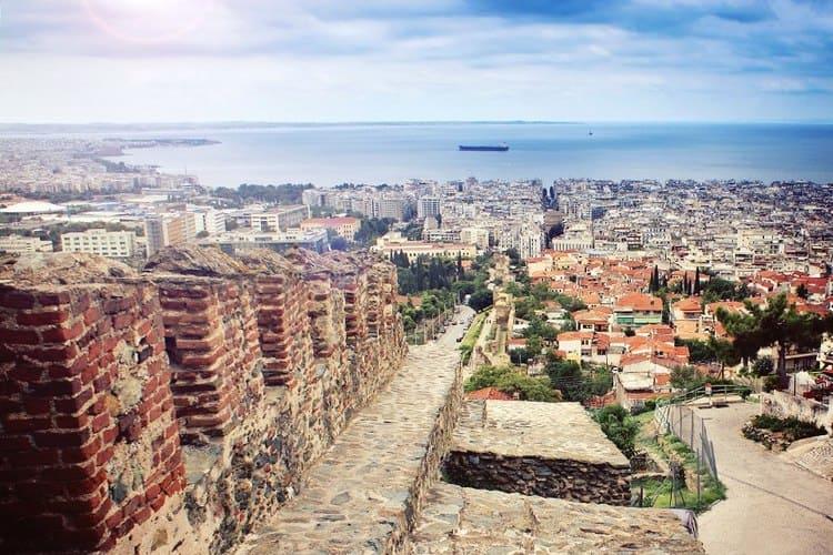 Солоник Греция путешествие самостоятельно
