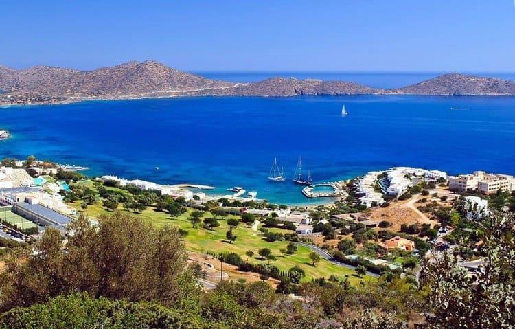отдых на острове Крит в Греции