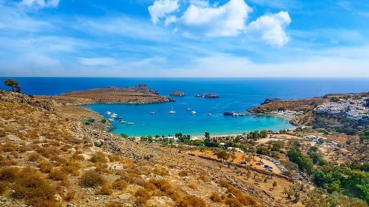 поездка на Родос Греция