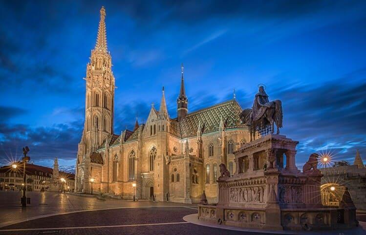 путешествие в Венгрию самостоятельно
