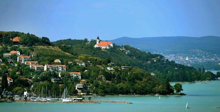 путешествие на озеро Балатон в Венгрию