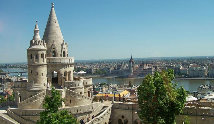 путешествия по достопримечательностям Венгрии