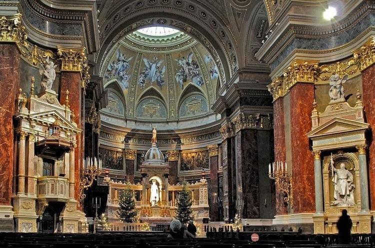 В Венгрию самостоятельно - Базилика святого Иштвана