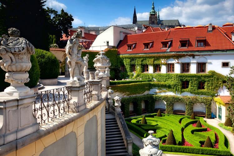 Королевский сад в Пражском Граде