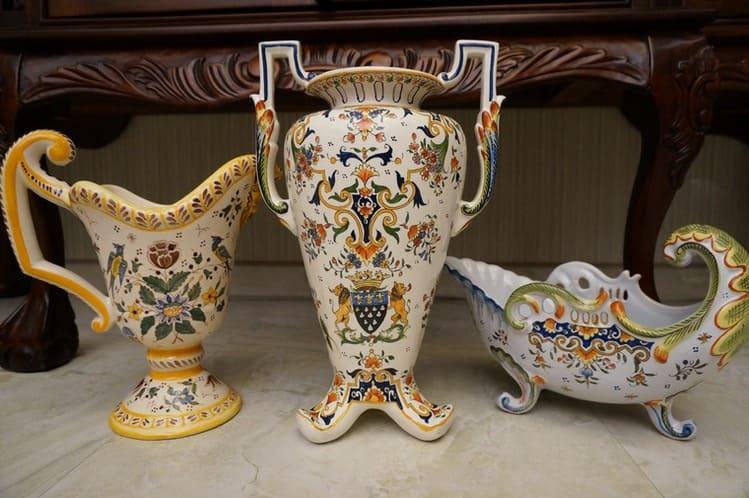 керамика Руана