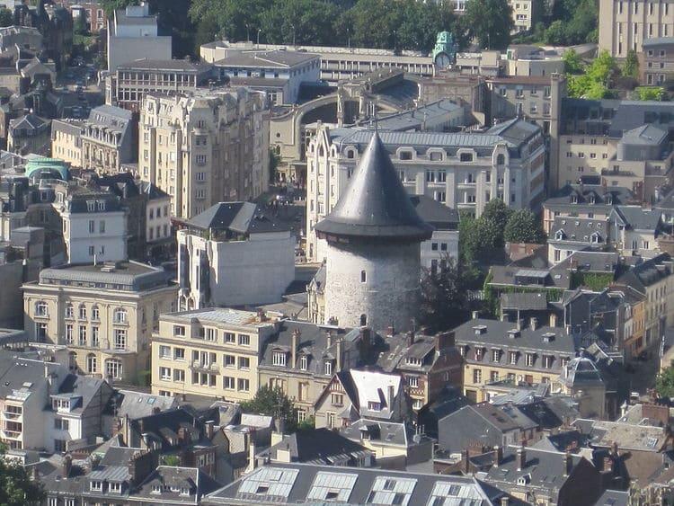 башня Жанны дАрк в Руане